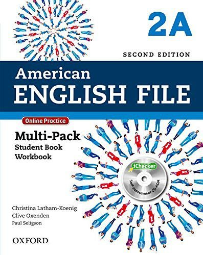 AMERICAN ENGLISH FILE 2A