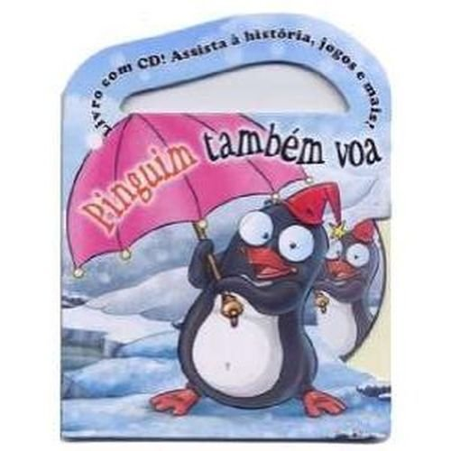 PINGUIM TAMBEM VOA C/ CD
