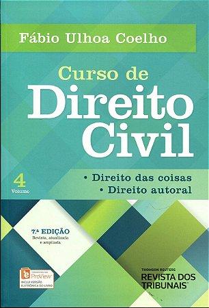 CURSO DE DIREITO CIVIL - VOLUME 4