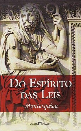 DO ESPIRITO  DAS LEIS - VOLUME 9 SERIE OURO