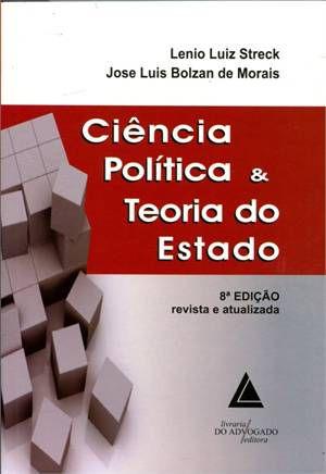 CIENCIA POLITICA E TEORIA DO ESTADO