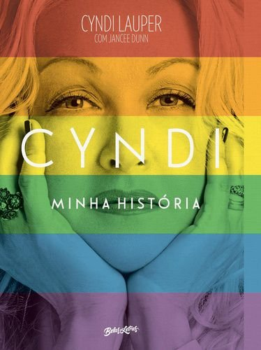 Cyndi, minha história