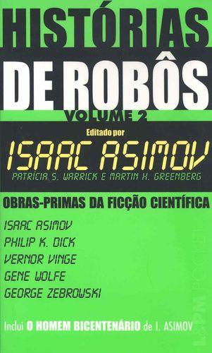 Histórias de robôs Vol. 2 - 418