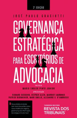 GOVERNANCA ESTRATEGICA PARA ESCRITORIOS DE ADVOCACIA