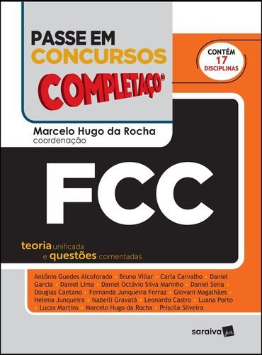 PASSE EM CONCURSOS COMPLETACO FCC