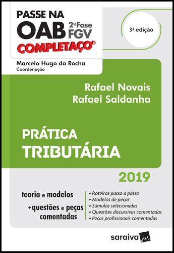 PASSE NA OAB - PRÁTICA TRIBUTÁRIA 2ª FASE - FGV - COMPLETAÇO - PRÁTICA TRIBUTÁRIA