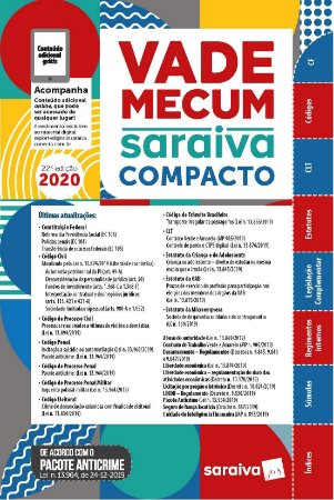 VADE MECUM COMPACTO 2020