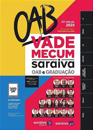 VADE MECUM OAB 2020