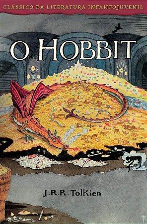 O Hobbit - Capa Smaug