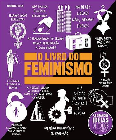 O Livro do Feminismo - Capa dura
