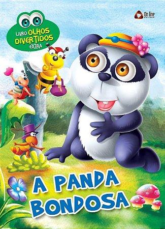 OLHOS DIVERTIDOS A PANDA BONDOSA