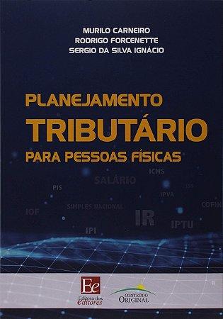 PLANEJAMENTO TRIBUTARIO PARA PESSOAS FISICAS