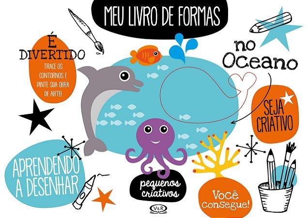 MEU LIVRO DE FORMAS NO OCEANO