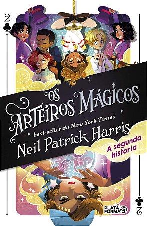 OS ARTEIROS MAGICOS VOL 2