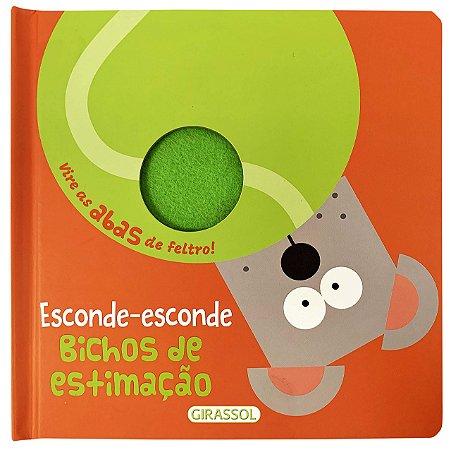 ESCONDE ESCONDE BICHOS DE ESTIMACAO