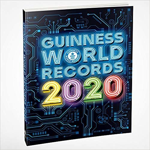 GUINNESS WORD RECORDS 2020