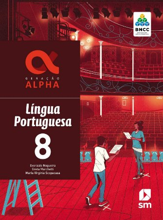 GERACAO ALPHA LINGUA PORTUGUESA 8 ANO - 2021
