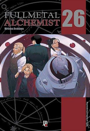 FULMETAL ALCHEMIST 26