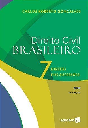 DIREITO CIVIL BRASILEIRO  VOL. 7 - DIREITO DAS SUCESSOES