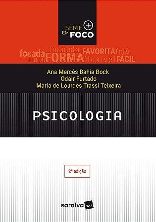 PSICOLOGIA - SERIE EM FOCO