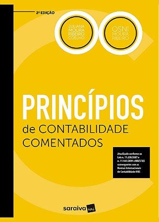 PRINCIPIOS DE CONTABILIDADE COMENTADOS