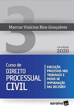 CURSO DE DIREITO PROCESSUAL CIVIL - EXECUCAO, PROCESSOS NOS