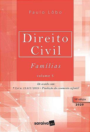 DIREITO CIVIL VOL. 5 - FAMILIAS