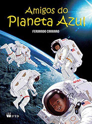 AMIGOS DO PLANETA AZUL