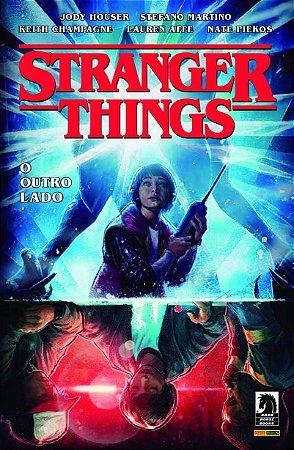 STRANGER THINGS - O OUTRO LADO