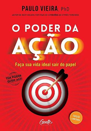 O PODER DA ACAO - EDICAO DE LUXO