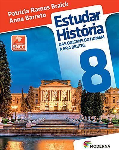 ESTUDAR HISTORIA 8° ANO - DAS ORIGENS DO HOMEM A ERA - 2021