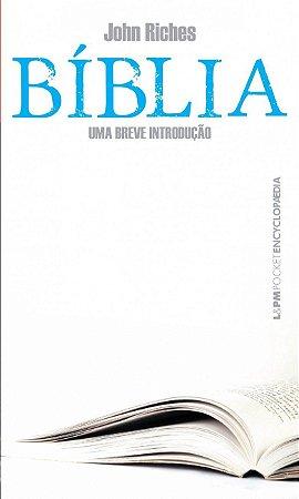 BIBLIA UMA BREVE INTRODUCAO - 1203