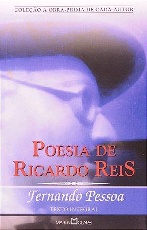 POESIA DE RICARDO REIS - 250