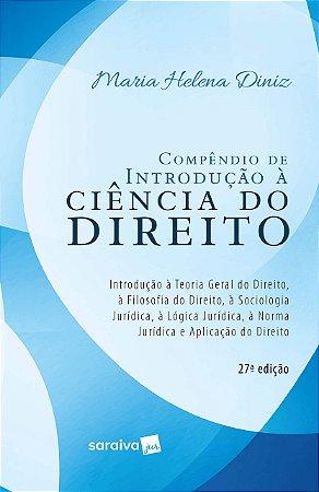COMPENDIO DE INTRODUCAO A CIENCIA DO DIREITO