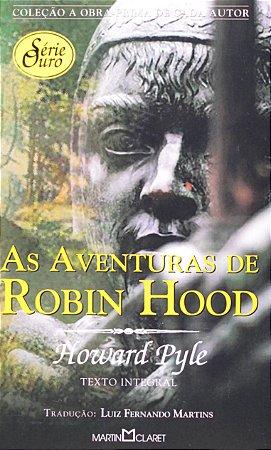 AS AVENTURAS DE HOBIN HOOD - SERIE OURO - 59