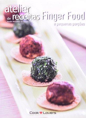 ATELIER DE RECEITAS FINGER FOOD