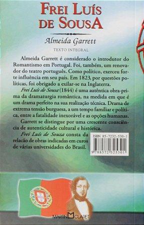 FREI LUIS DE SOUSA - 181