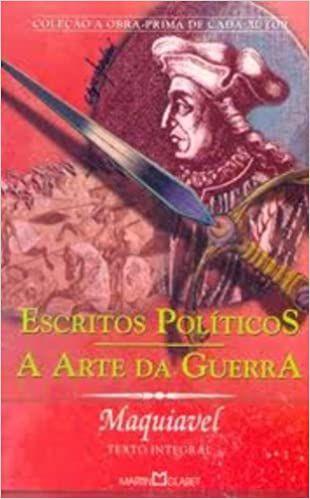 ESCRITOS POLITICOS A ARTE DA GUERRA - 105