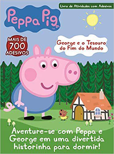 PEPPA PIG - AVENTURE-SE COM PEPPA E GEORGE EM UMA DIVERTIDA