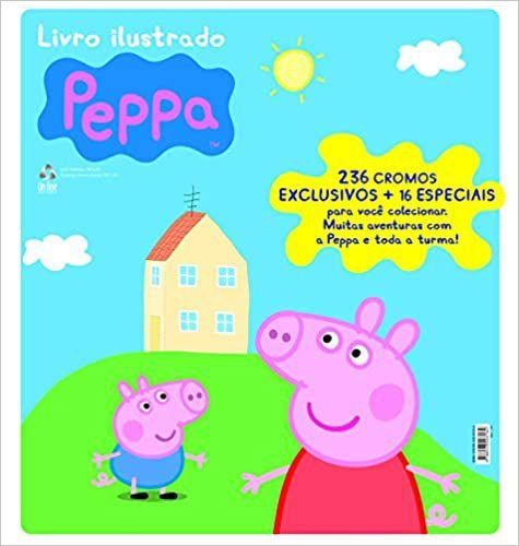 LIVRO ILUSTRADO PEPPA PIG 01