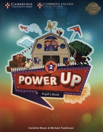 POWER UP PUPILS BOOK 2 - 2021