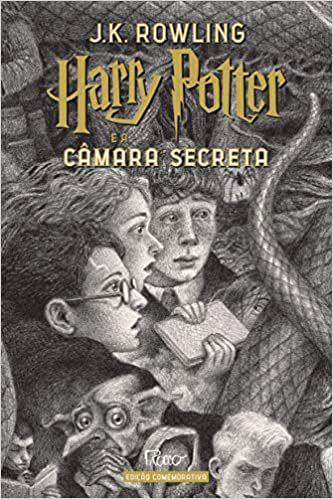 HARRY POTTER E A CAMARA SECRETA - ED. COMEMORATIVA DE 20 ANOS