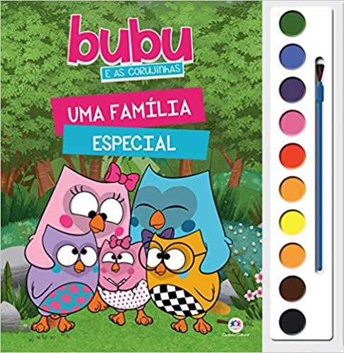 BUBU E AS CORUJINHAS - UMA FAMILIA ESPECIAL