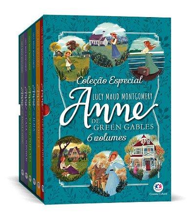 BOX ANNE DE GREEN GABLES - 6 VOLUMES