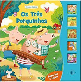 OS TRES PORQUINHOS - CONTOS CLASSICOS