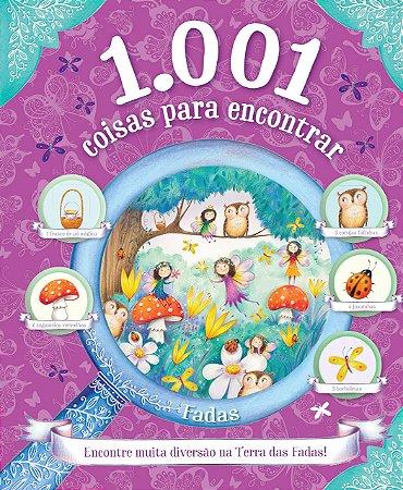 1001 COISAS PARA ENCONTRAR - FADAS