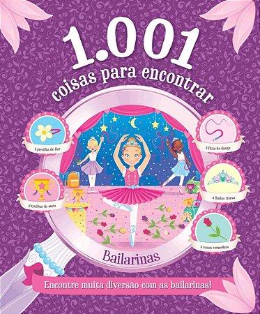 1001 COISAS PARA ENCONTRAR - BAILARINAS