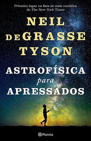 ASTROFISICA PARA APRESSADOS - CAPA NORMAL