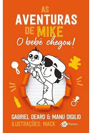AS AVENTURAS DE MIKE - VOLUME 2