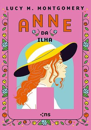ANNE DA ILHA - EDICAO DE LUXO COM FITILHO